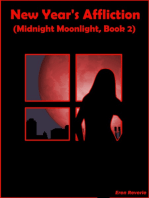 New Year's Affliction (Midnight Moonlight, Book 2)
