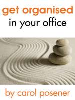 Get Organised In Your Office