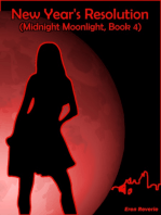 New Year's Resolution (Midnight Moonlight, Book 4)