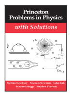 Princeton Problems in Physics with Solutions