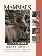 Mammals of Colorado, Second Edition
