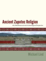 Ancient Zapotec Religion