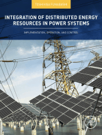 Integration of Distributed Energy Resources in Power Systems