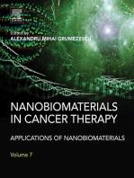 Nanobiomaterials in Cancer Therapy