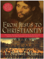 From Jesus to Christianity