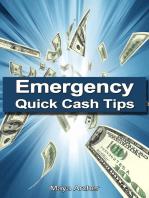 Emergency Quick Cash Tips