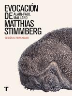Evocación de Matthias Stimmberg
