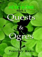 Quests & Ogres (Welcome to Heartstone, Book 2)