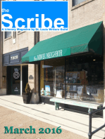 The Scribe March 2016