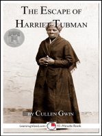 The Escape of Harriet Tubman