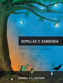 """Semillas De Sabiduría: Seleccionado De Las Entrevistas De """"Mi Encuentro Con El Rebe"""""""