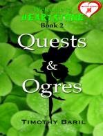 Quests & Ogres (Welcome to Heartstone, Book 2)(MATURE version)