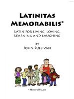 Latinitas Memorabilis