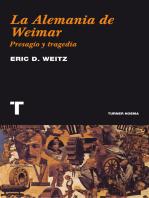 La Alemania de Weimar