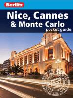 Berlitz Pocket Guide Nice, Cannes & Monte Carlo (Travel Guide eBook)