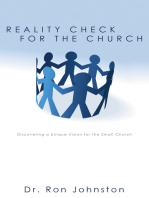 Reality Check for the Church