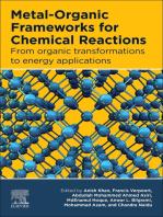 Organic Nanoreactors: From Molecular to Supramolecular Organic Compounds