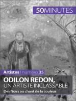 Odilon Redon, un artiste inclassable: Des Noirs au chant de la couleur