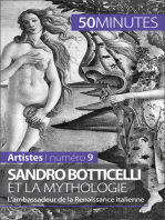 Sandro Botticelli et la mythologie