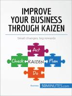 Improve Your Business Through Kaizen