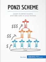 Ponzi Scheme: Learn to detect scams and take care of your money