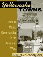 Yellowcake Towns