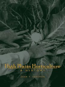 High Plains Horticulture: A History