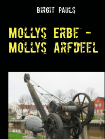 Mollys Erbe - Mollys Arfdeel: Tönninger Krimi 2