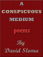 A Conspicuous Medium - Poems
