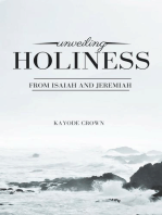 Unveiling Holiness From Isaiah and Jeremiah