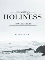Unveiling Holiness From Leviticus