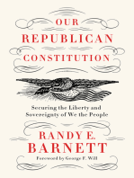 Our Republican Constitution