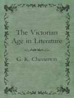 The Victorian Age in Literature