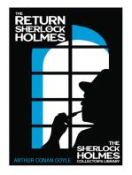 The Return of Sherlock Holmes (Sherlock Holmes Series)