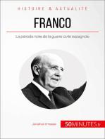 Franco: La période noire de la guerre civile espagnole