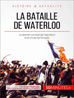 La bataille de Waterloo