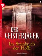 Der Geisterjäger 7 – Gruselroman