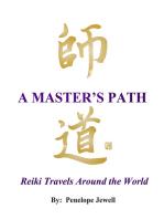 A Master's Path