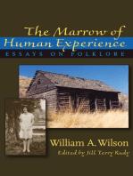 Marrow of Human Experience, The