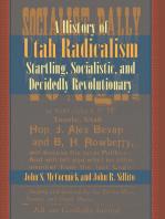 History of Utah Radicalism