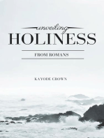 Unveiling Holiness From Romans