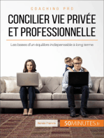 Concilier vie privée et professionnelle