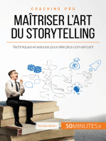 Maîtriser l'art du storytelling