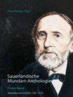 Sauerländische Mundart-Anthologie I