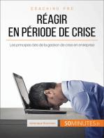 Réagir en période de crise