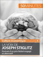La voix de Joseph Stiglitz