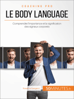 Le body language