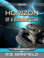 Horizon of a Burning Star
