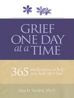 Grief One Day at a Time