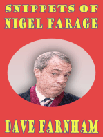 Snippets of Nigel Farage